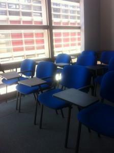 Sala de formación de Instituto Centta